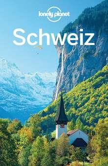 Nicola Williams: Lonely Planet Reiseführer Schweiz, Buch
