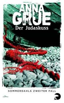 Anna Grue: Der Judaskuss, Buch