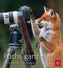 Anna Rummel: Fuchs ganz nah, Buch