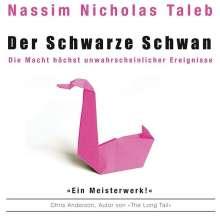Nassim Nicolas Taleb: Der Schwarze Schwan, CD