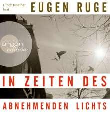Eugen Ruge: In Zeiten des abnehmenden Lichts, 10 CDs