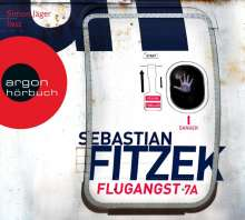 Sebastian Fitzek: Flugangst 7A, 6 CDs
