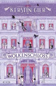 Kerstin Gier: Wolkenschloss, Buch