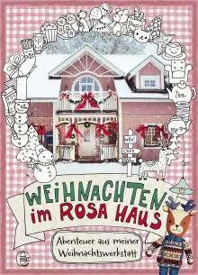 Andrea Stolzenberger: Weihnachten im rosa Haus, Buch