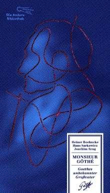 Heiner Boehncke: Monsieur Göthé, Buch