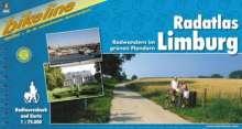 Bikeline Radatlas Limburg, Buch