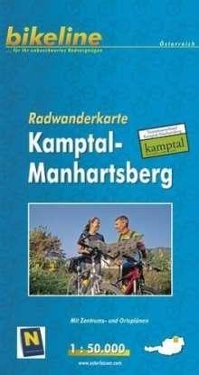 Bikeline Radkarte Österreich Kamptal-Manhartsberg 1 : 50 000, Diverse