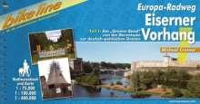 Michael Cramer: Bikeline Radtourenbuch Europa-Radweg Eiserner Vorhang, Buch