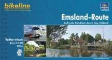 bikeline Radtourenbuch Emsland-Route, Buch