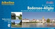 Bikeline Bodensee-Allgäu 1 : 50 000, Buch