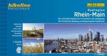 Bikeline Rhein-Main 1 : 75 000 / 1 : 20 000, Buch