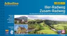 Bikeline Iller-Radweg, Buch