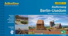 Bikeline Radfernweg Berlin-Usedom, Buch
