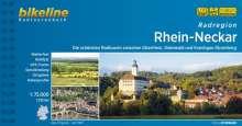 Bikeline Radtourenbuch Radregion Rhein-Neckar, Buch