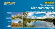 Bikeline Radtourenbuch Fluss-Radwege Niederösterreich, Buch