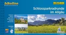 Schlossparkradrunde im Allgäu, Buch