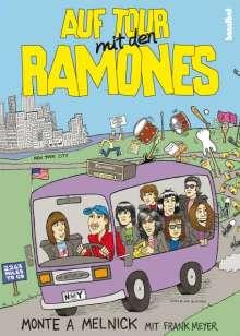 Monte A. Melnick: Auf Tour mit den Ramones, Buch