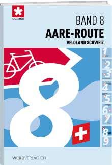 Veloland Schweiz Band 08 Aare-Route, Buch