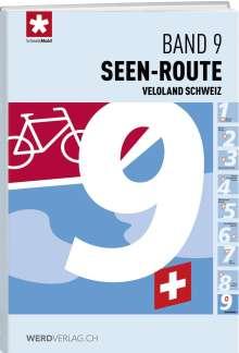 Veloland Schweiz Band 09 Seen-Route, Buch