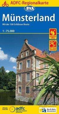 ADFC-Regionalkarte Münsterland 1 : 75 000, Diverse