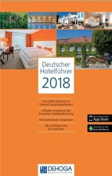 Deutscher Hotelführer 2018, Buch
