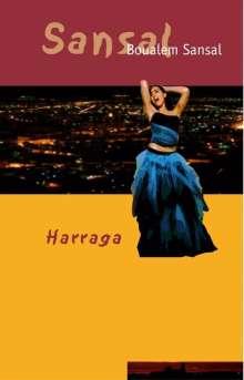 Boualem Sansal: Harraga, Buch