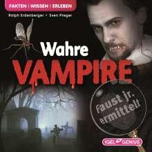 Ralph Erdenberger: Faust jr. - Die Wissensdetektei 03. Wahre Vampire, CD