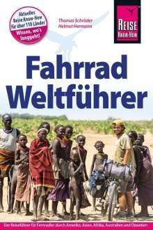 Helmut Hermann: Fahrrad-Weltführer, Buch