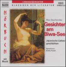 Dauthendey,Max:Gesichter am Biwa-See, 2 CDs
