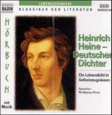 Heine,Heinrich:Deutscher Dichter, 2 CDs