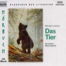 Lesskov,Nikolai:Das Tier, CD