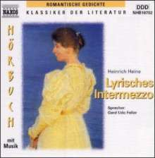 Heine,Heinrich:Lyrisches Intermezzo, CD