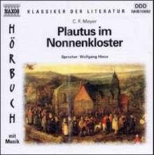 C.F.Meyer:Plautus im Nonnenkloster, CD