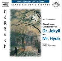 Dr.Jekyll Und Mr.Hyde, 2 CDs