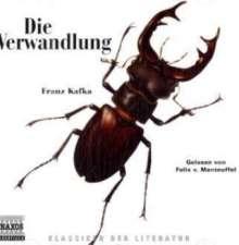 Kafka,Franz:Die Verwandlung, 2 CDs