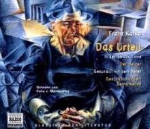Kafka,Franz:Das Urteil, 3 CDs