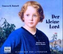 Burnett,F.H.:Der kleine Lord, 4 CDs