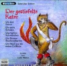 Gebrüder Grimm:Der gestiefelte Kater, CD