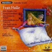 Gebrüder Grimm:Frau Holle, CD