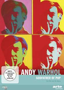 a biography of andy warhol the godfather of pop art