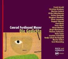 Conrad Ferdinand Meyer: Die Gedichte, 6 CDs