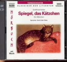 Keller,Gottfried:Spiegel,das Kätzchen, 2 CDs