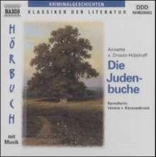 Droste-Hülshoff,Annette von:Die Judenbuche, 2 CDs
