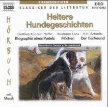 Heitere Hundegeschichten, CD