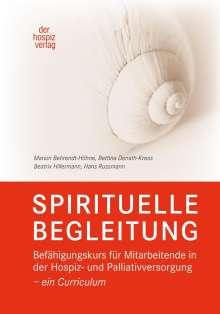 Marion Behrendt-Höhne: Spirituelle Begleitung, Buch