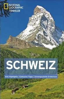 National Geographic Traveler Schweiz, Buch
