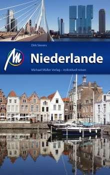 Dirk Sievers: Niederlande Reiseführer Michael Müller Verlag, Buch