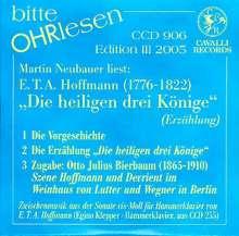 Bitte OHRlesen - Edition III 2005:E.T.A. Hoffmann, CD