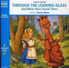Through the Looking Glass - Audio CD, Buch