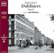 Joyce,James:Dubliners (Part 2), 3 CDs